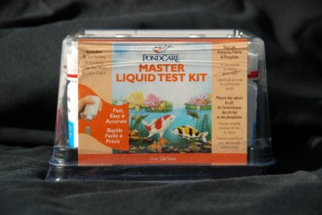 Master Liquid Test Kit