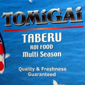 Tomigai Taberu Multi Season Koi Food - 8 lb Box