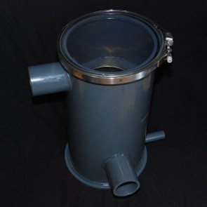 KASS Heavy Duty Pump Strainer Basket