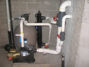 Small Filter System